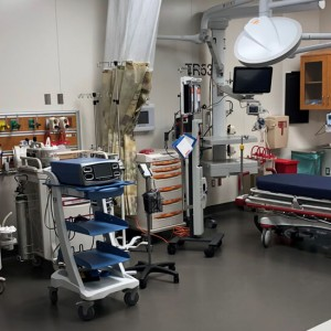The Trauma Bay